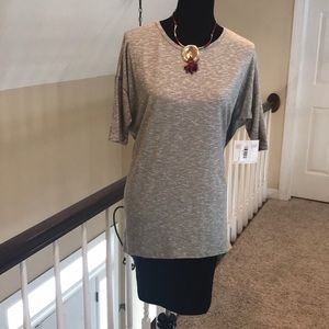LuLaRoe 2 for one, Cassie skirt, Irma top, both xs